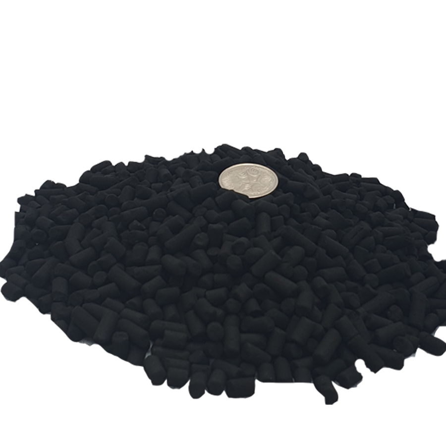 Activated Carbon Pellets 10kg + Filter Bag