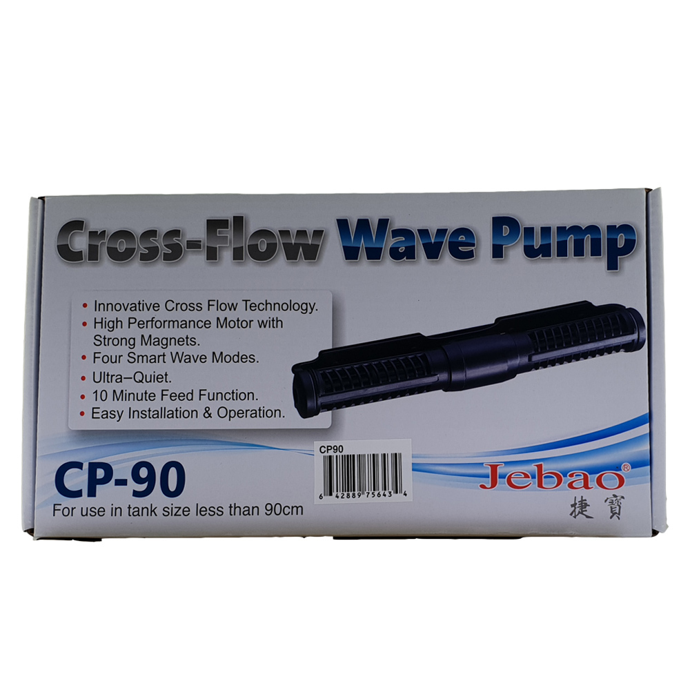 Jebao CP-90 Cross Flow Controllable Wave Maker Pump
