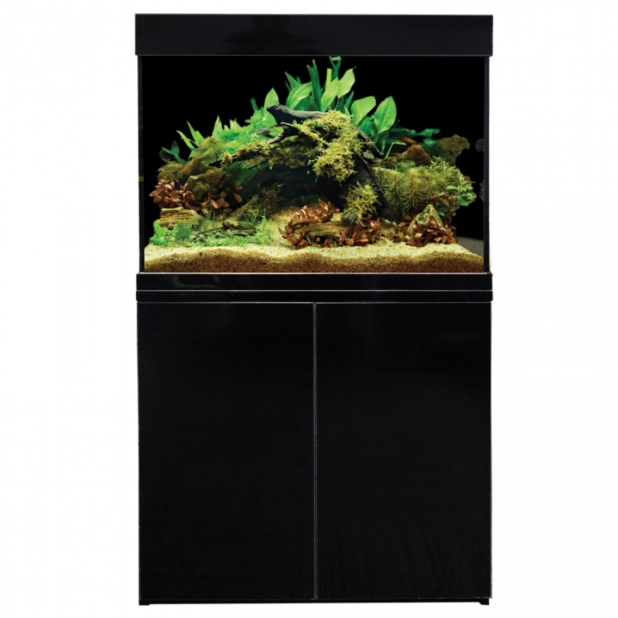 Aqua OneGrandview 190L Aquarium Set inc Heater and Canister Filter