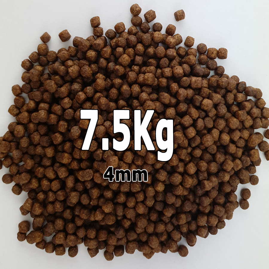 Cichlid Tropical 4mm Fish Food Floating HIGH PROTEIN