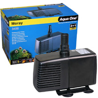 Aqua One Moray 3600 Submersible Water Pump