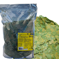 Aqua One Spirulina Flake Fish Food 1Kg
