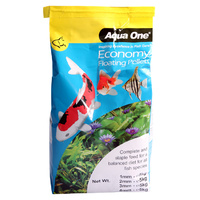 Aqua One 1mm Premium Floating Pellet 5Kg