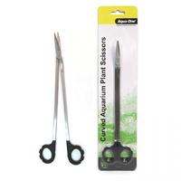 Aqua One Curved Aquarium Plant Scissors