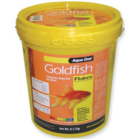 Aqua One Goldfish Flake Food 3.5Kg Bucket