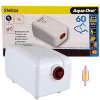 Aqua One Stellar 60Lph Air Pump
