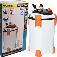 Aqua One Ocellaris Aquarium Canister Filter 850