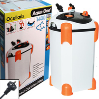 Aqua One Ocellaris Aquarium Canister Filter 1400