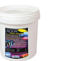 Aquamunch African Attack Small 10kg Bucket