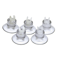 Airline Suction Cups 5 Pack (4mm)