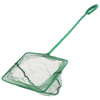 Biopro Coarse Fish Net Long Handle 6""