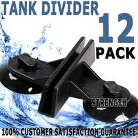Suction Cup Tank Divider 12 Pack