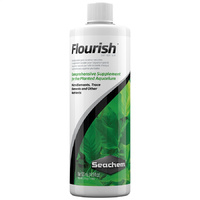 Seachem Flourish Aquarium Fish Tank Water Plant Conditioner 500ml