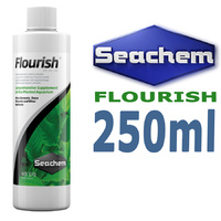 Seachem Flourish Aquarium Fish Tank Water Plant Conditioner 250ml